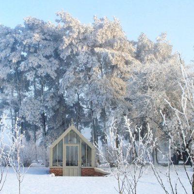 Winter – Zeit zum (Gewächshaus) Planen