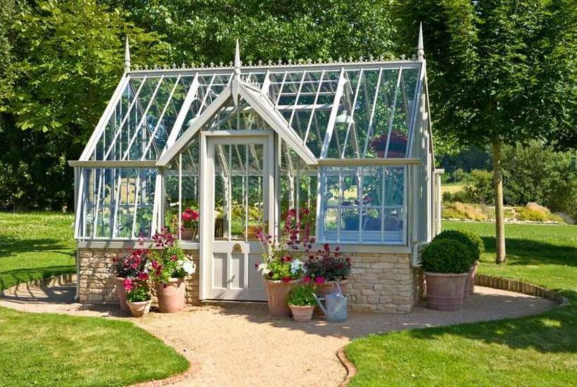 National Trust Greenhouses