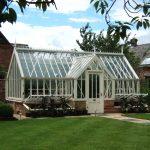 Harting Greenhouse  im klassischen Weiß.