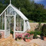 Passt in jeden Garten - the Hidcote Greenhouse.