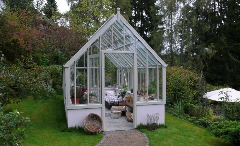 Greenhouse mit Weitblick | Hochtaunus
