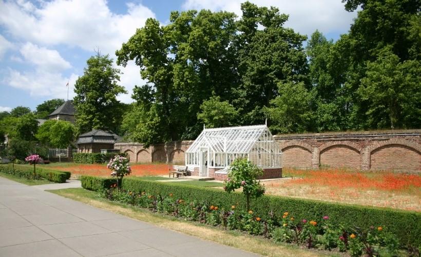 Im Englischen Garten | Schloss Dyck