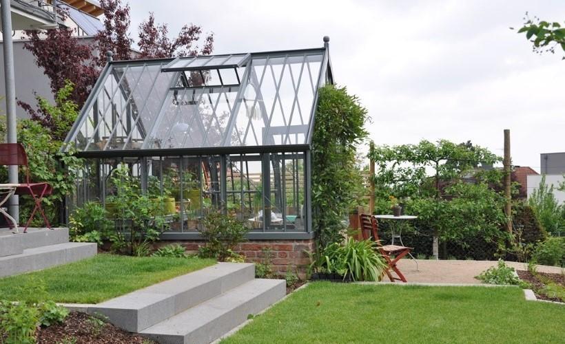 Alitex in einem modernen Garten? | Rhein-Main-Gebiet