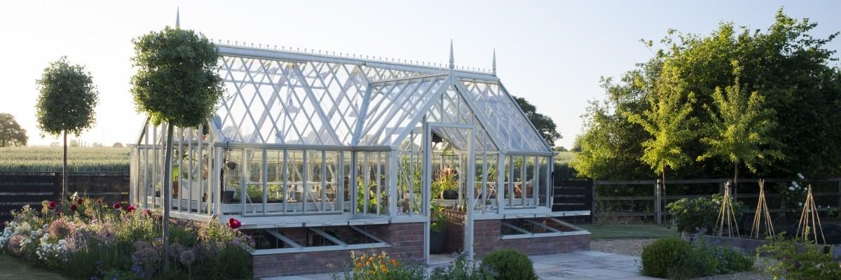 Alitex Kew Collection Gewächshäuser.