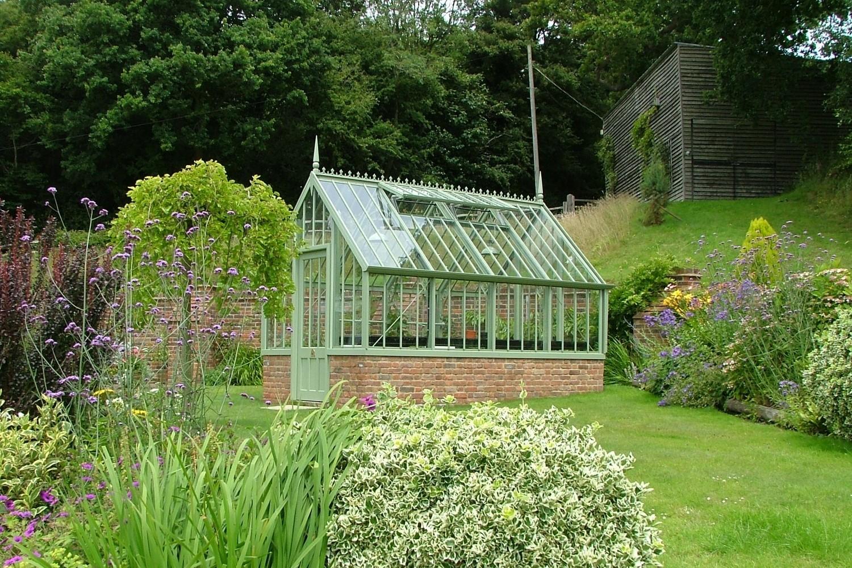 Das Aiton im Farbton 'Sussex Emerald'.
