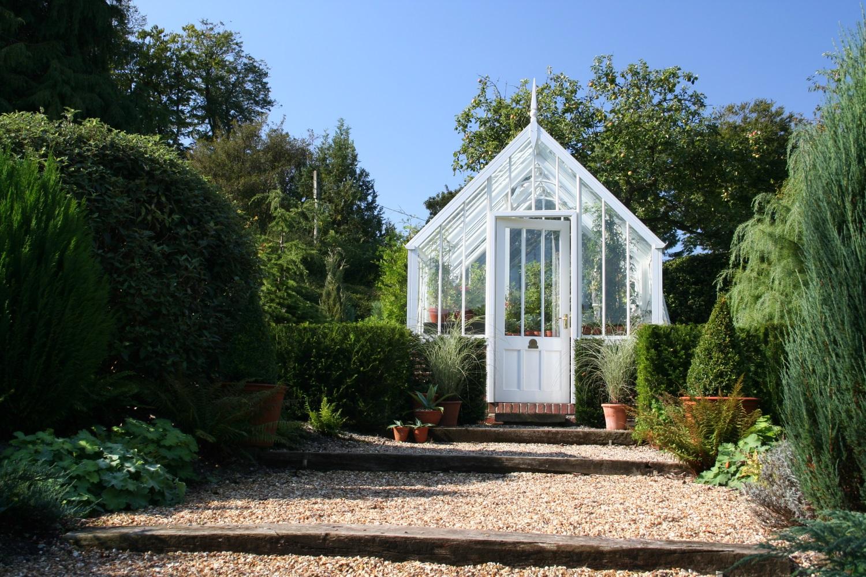Passt in jeden Garten - das Capel Greenhouse.
